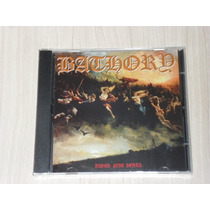 Cd Bathory - Blood Fire Death (alemão, Lacrado) Raro