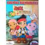 Libro Jake Y Los Piratas De Nunca Jamas !8 Libros Y 1 Dvd