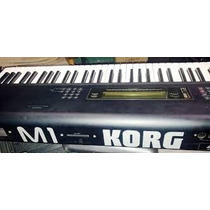 Teclado Virtual Korg M1 En Tu Pc Con Casio O Yamaha