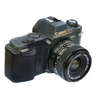 Body Cuerpo De Camara Canon T50 Usado Repuesto