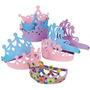Espuma Princesa Party Tiaras Coronas Vestir Juegos De Rol Ac