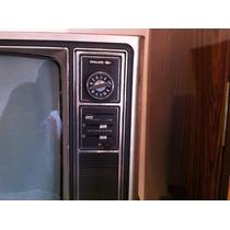 Tv Philco Ford 1980 Intacta