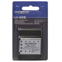 Bateria Li-42b P/ Camera Digital Olympus Fe-350 Wide Ì710