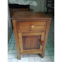 Criado Antigo Em Imbuia Maciça Restaurado (only Wood)