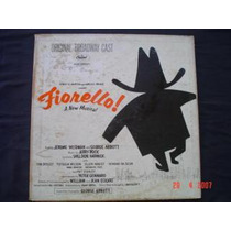Lp Fiorello -trilha Original -1959-mono -capa Dura/dupla-usa