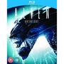 Alien Anthology - Box C/ 04 Discos Blu-ray - Áudio/leg Pt-br