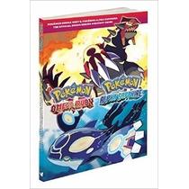 Guía Pokémon Alpha Sapphire Omega Ruby Colección Oficial
