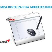 § Mesa Digitalizadora Genius Mousepen I608x 2560lpi + Mouse
