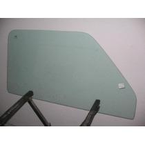 Vidro Interiço Da Porta Fiat 147 Verde