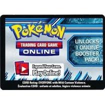 4 X Código De Booster Online-pokémon Tcg Online Plasma Storm