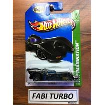 Hot Wheels Batman 1989 Batmobile 2013