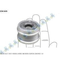 Polia Com Roda-livre Para Alternador Novo Corsa 1.8 - Zen