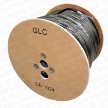 Cable De Red Ftp Doble Vaina Exterior Intemperie Pantall Glc
