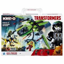 Brinquedo Kre-o Transformes Ofensiva Aérea A6956