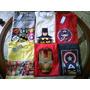 Franelas De Super Heroes Para Niño Bulto De 12 Und Surtido