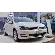 Volkswagen Golf 1.4 Tsi Highline Dsg Entrega Real Blanco