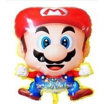 Globos Metalizado Mario Bross