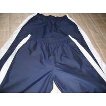 Calças Tectel Azul E Branca- Lote C/ 2 - Aproveite!!!