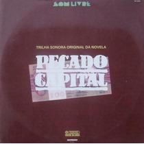 Pecado Capital Lp Trilha Nacional Novela - Stereo - 1975