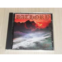 Cd Bathory - Twilight Of The Gods (alemão, Lacrado) Raro