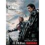 Dvd Original: Al Filo Del Mañana Edge Of Tomorrow Tom Cruise<br><strong class='ch-price reputation-tooltip-price'>$ 3.500</strong>