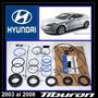 Coupe Tiburon 2003-08 Kit Cajetín Direccíon Original Hyundai