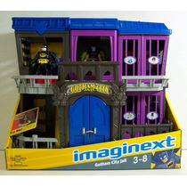 Imaginext Prisao Gotham City- Mattel