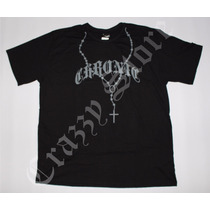 Camiseta Chronic Oração Virgem De Guadalupe Crazzy Store