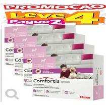 Anti-pulgas Comfortis 2,3 A 4,5 Kg - Leve 4 Pague 2