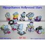 Kinder Ovo - Coleção Completa - Hipopótamos Hollywood Stars