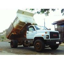 Caminhão Caçamba Coletor De Lixo Gmc 12.170 Toco Ano 1.998.