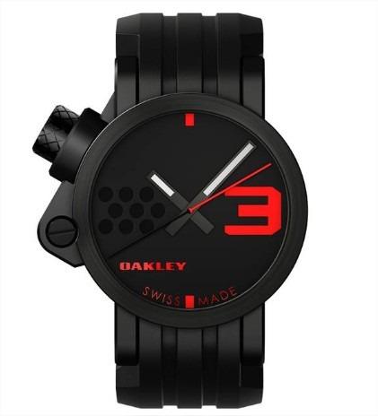 0e31c3d63fb Oakley Transfer Case Unobtainium Strap Edition-frete Free Sp - R  649