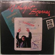 Trilha Sonora Filme Expresso Da Meia-noite - 1978