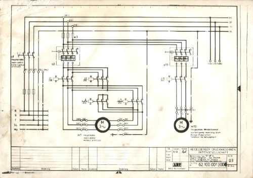 esquema el u00e9trico impressora gto 52-1