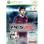 Fisico Original Pes 2010 Pro Evolution Soccer Xbox 360