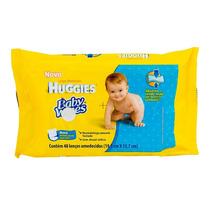 Lenços Toalhas Umedecidas Baby Wipes 48un (kit 12 Pacotes)