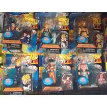Dragón Ball Z Figuras De Colección (6 Pzas)