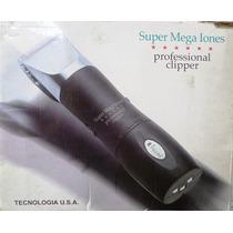 Afeitadora Cabello Inhalambrica Super Mega Iones
