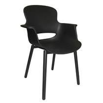 Cadeira Bar/restaurante Fixa Em Polipropileno