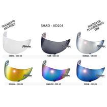 Viseira Capacete Shad - Ad204 Cores