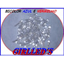 20 Leds 5mm Pisca Pisca Bicolor Vermelho/azul Simula Alarme