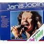Cd Janis Joplin - The Very Best Of - Frete Gratis