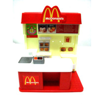 Lanchonete Macdonalds - Incompleta