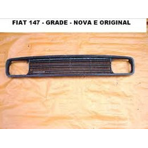 Grade Fiat 147 Cara Chata