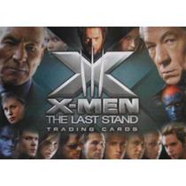 Cards - X-men Movie 3 - Coleção Completa