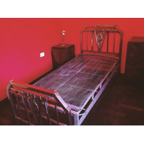 Camas antiguas de hierro dormitorio antiguos en mercado - Camas antiguas de hierro ...