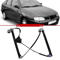 Máquina Vidro Manual Porta Dianteira Seat Cordoba 02 A 95