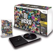 Dj Hero Completo Wii Aceito Sedex A Cobrar + Barato Do Ml