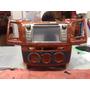 Radio Toyota Hilux Con Gps Terminacion Original Madera Rosa