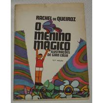 O Menino Magico Raquel De Queiroz Livro -